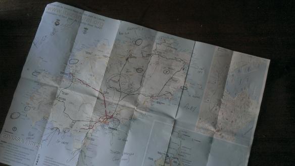 mapa fabian